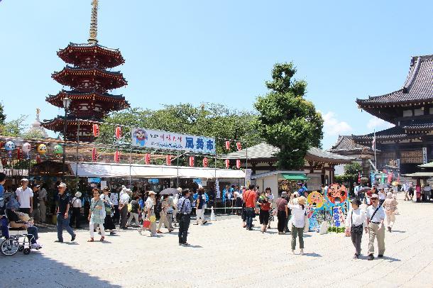 通称:川崎大師 平間寺