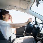 車の運転には必須!ドライブ中の眠気覚ましの方法