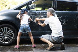 車を綺麗に維持するコツ。洗車の基本情報や検索サイト、コーティングなど。