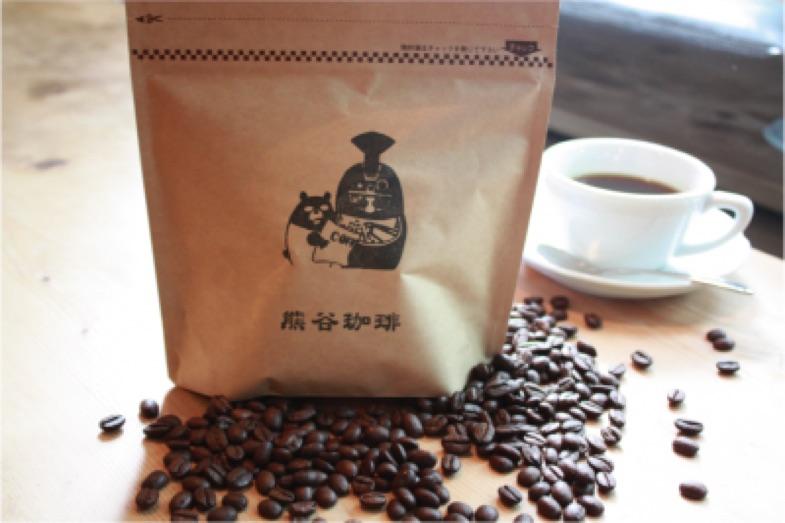 埼玉のコーヒー店熊谷珈琲